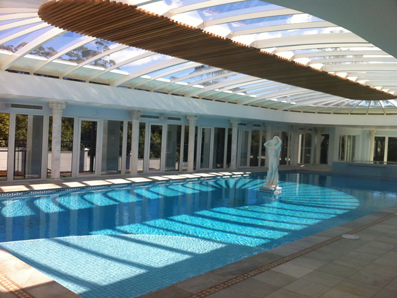 Venina Interiors Qld Pool After